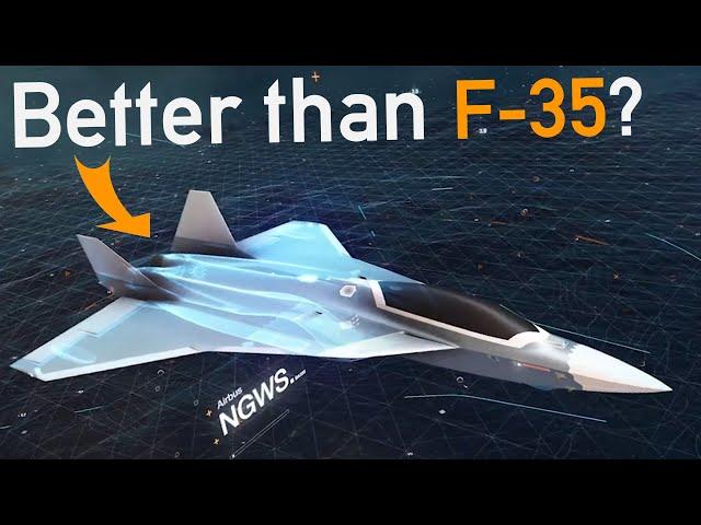 FCAS: Europe's Future Fighter Jet?