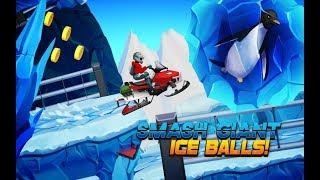 Snowmobile Race - Winter Sports Games - Bıcır Fun Video Games