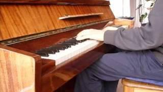 Falkenbach - When Gjallarhorn will sound (Pianocover)