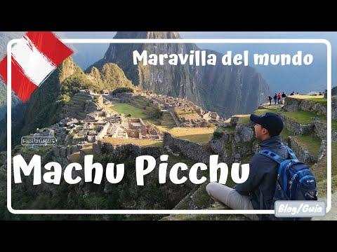MACHU PICCHU. Maravilla del mundo + Montaña Machu Picchu - Perú #17 Luisitoviajero