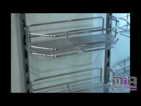 Mobilideas Despensa Extraible Simple  YouTube