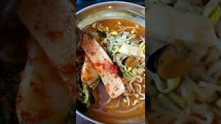 Seafood Ramen ASMR Mukbang/ 짬뽕…