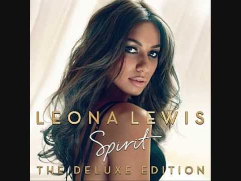 LEONA LEWIS-RUN- OFFICIAL NEW SINGLE- (SPIRIT DELUXE EDITION)