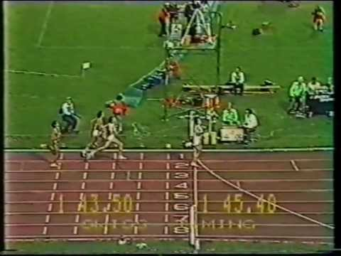 Ovett vs.Coe. 800m.Heats,Semis and Final -1980 Olympic Games (plus interviews)