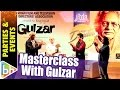 IFTDA Meet The Director Master Class Session With Gulzar