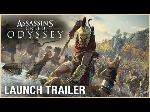Assassin's Creed Odyssey: Launch Trailer | Ubisoft [NA]