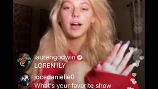 Loren Gray Talking About Her Weight (SHE WAS DEPRESSED) ❤️😭