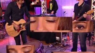 Alizée - Par les Paupières -  live sur TV5 -31/05/08
