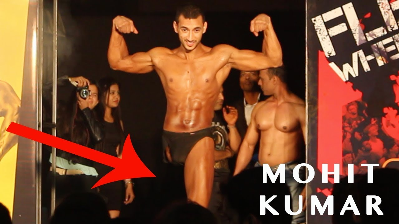 Mohit Kumar - Pure Inspiration for India - Disabled Bodybuilder - YouTube