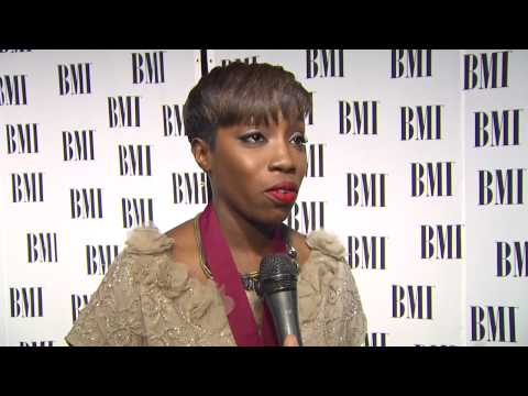 Estelle Interview - The 2010 BMI Pop Awards
