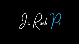 Phir Mohabbat - Arijit Singh Black Screen Whatsapp Status    Arijit Singh Sad Song Whatsapp Status