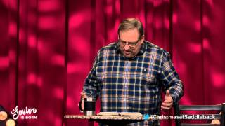 Learn About The Christmas Gift of Peace with Rick Warren