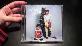 Unboxing TVXQ! 東方神起 39th Japanese Single Very Merry Xmas [Bigeast Edition]