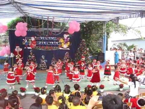 Múa Jingle bell - trường MNTT Sao Mai Quận 8