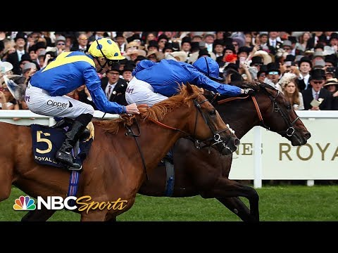 Royal Ascot 2019: Diamond Jubilee Stakes comes down to the wire (FULL RACE) | NBC Sports