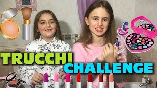 TRUCCHI CHALLENGE - by Charlotte M. / MAKEUP CHALLENGE