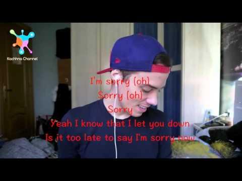 Sorry - Justin Bieber Lyrics (Leroy Sanchez Cover) Mp3