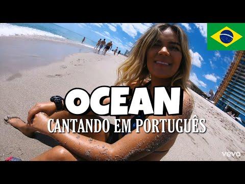 Karol G -  Ocean Cantando em PortuguêsTraduçãoCover BONJUH