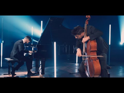 Luka Sulic & Evgeny Ghenchev - Smells Like Teen Spirit - Live @ Narodni Dom Maribor