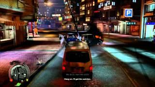 Sleeping Dogs: Clip 4 - Driving a van (720p HD) - Xbox 360 - DVDfeverGames