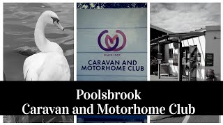 Poolsbrook Country Park Caravan and Motorhome club site