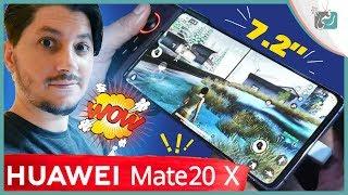 هواوي ميت 20 اكس Huawei Mate 20X | معاينة الهاتف العملاق لعشاق الألعاب
