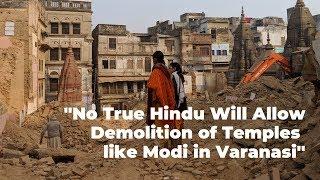 Download No True Hindu Will Do What Modi and Yogi Are Doing: Varanasi Priest