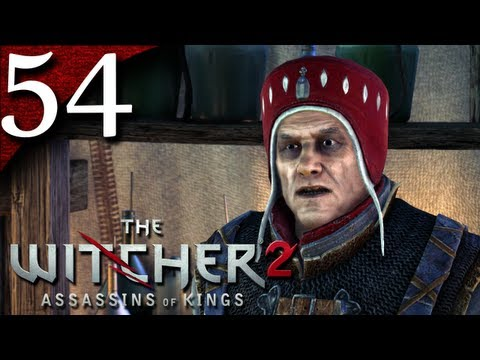 Let's Play The Witcher 2 [BLIND] - Part 54 - Necromancy with Dethmold [Roche's Path]