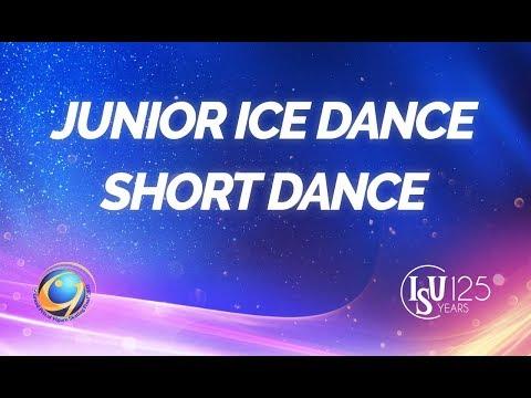 ISU JGP Final - Ice Dance - Short Dance - Nagoya 2017