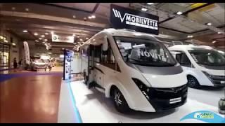 Mobilvetta K-yacht Tekno Design Salone del Camper 2017 Parma