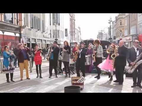 Leeds Street Entertainment - Jazz Band