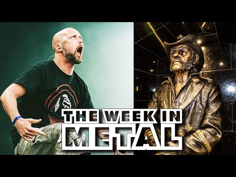 The Week in Metal - August 21-28, 2016 | MetalSucks