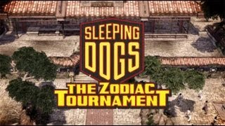 "Sleeping Dogs ""Zodiac Tournament"" Pack DLC Review"