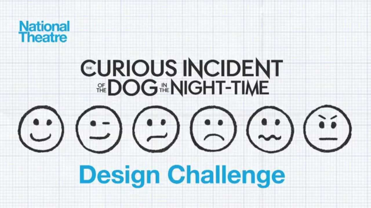 "the curious incident of a dog The acclaimed national theatre production of the curious incident of the dog in the night-time is ""the most inventive new show on."