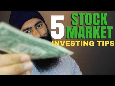 Make Money In The Stock Market  5 Steps - Stock Market Investing For Beginners