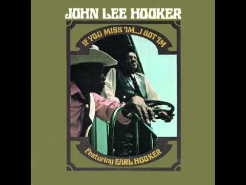 John Lee Hooker   Baby, I Love You