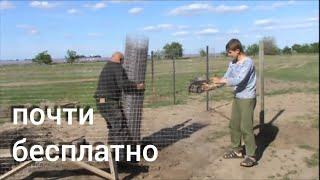 видео Защитная синтетическая сетка для строительных лесов