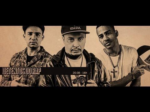 cd detentos do rap ao vivo 2013