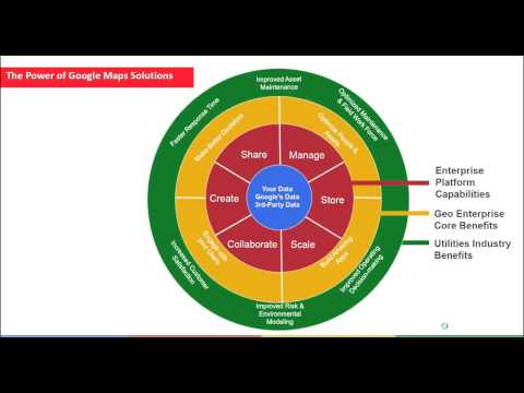 Google Maps for Utilities - Outage Management and Environmental Compliance