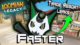 GET GLEAMING DUSKIT FASTER! PLUS TRADE RESORT| Loomian Legacy | Roblox