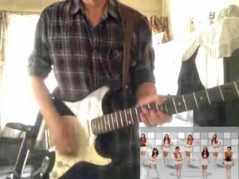SNSD GIRLS' GENERATION - Vitamin - Guitar