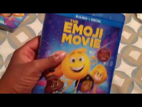 Download The emoji movie(2017)Blu-Ray review
