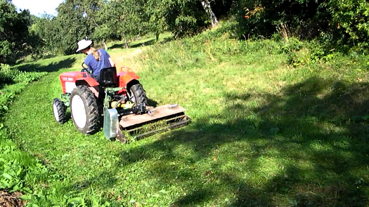 Homemade Flail Mower II | Doovi