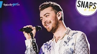 ESPECIAL: Sam Smith (Rock In Rio, 26/09/2015)