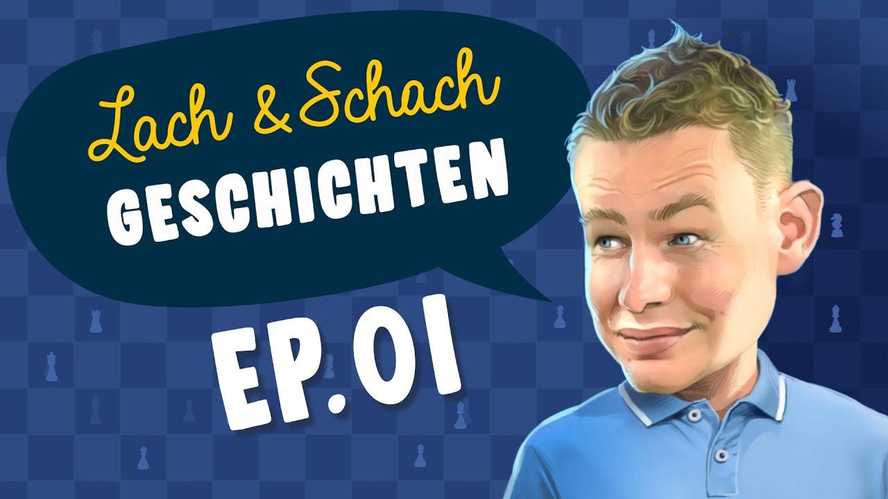 Damengambit auf Netflix & der Schachelor | Lach & Schachgeschichten mit Jan Gustafsson