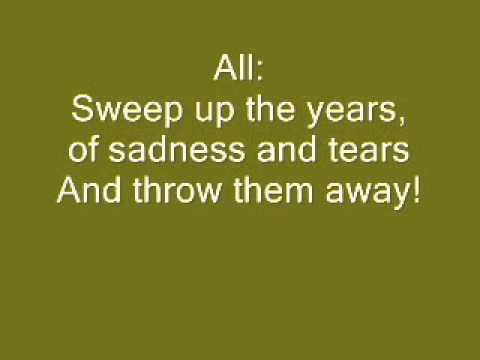 Beauty & The Beast: Human Again with lyrics