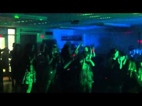 Micropigs Disco and Karaoke