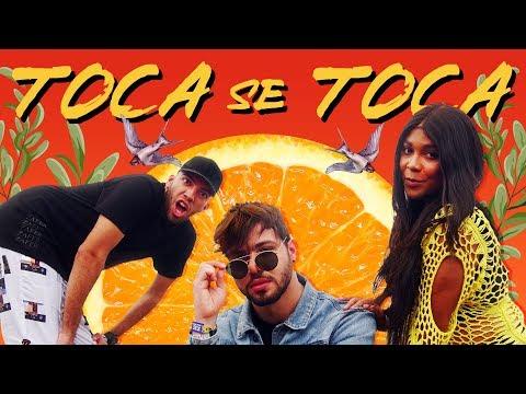 T3ddy Lucas Rangel Blogueirinha - Toca se Toca ft MC MSW 💥🎼  LollaBR 2019  Música Multishow