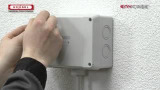 DK-Plombierung / DK-Sealing