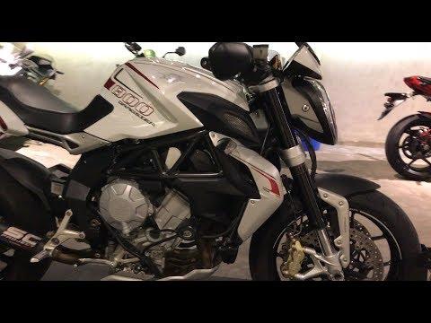 First Time riding MV AGUSTA DRAGSTER.. NYASAR..!!!! Sarinah - Pluit 1jam 30mnt NEW RECORD #7